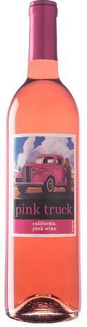 Pink Truck California Pink Wine